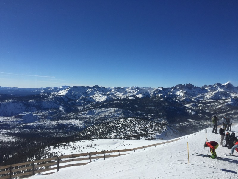 Mammoth Mountain - Dec 2014